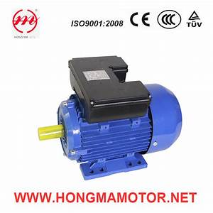 China Capacitor Start Single Phase Induction Motor  100l2