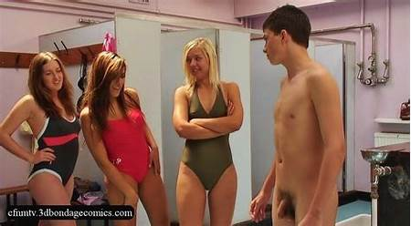 Stripped At School Boy Nude Teenage