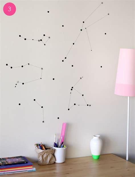 dale vida a tus paredes constelaciones hechas con