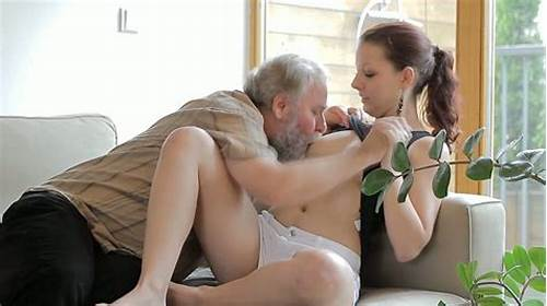 Lucky Grandpa Getting Tiny And Cums On Her Face #Ugly #Grandpa #With #Gray #Beard #Licks #Sweet #Teen #Pussy