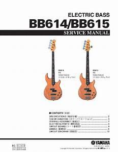 Yamaha Guitar Wiring Diagram