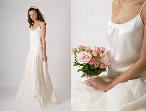 Patron robe de mariee dentelle for Patron de robe de mariée
