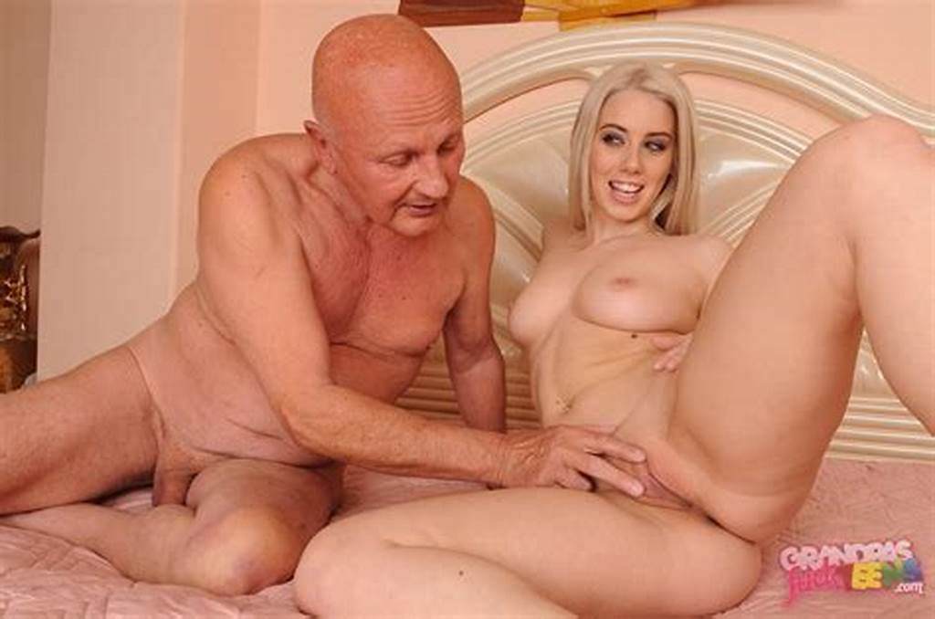 #Katrin #Wolf #Enjoying #Sex #With #Very #Old #Lucky #Grandpa