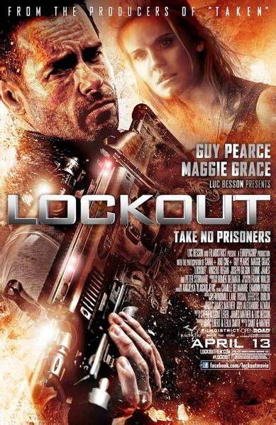 ver Maxima seguridad (Lockout) 2012 online descargar HD