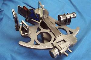 Evolution Of Sextant Parts