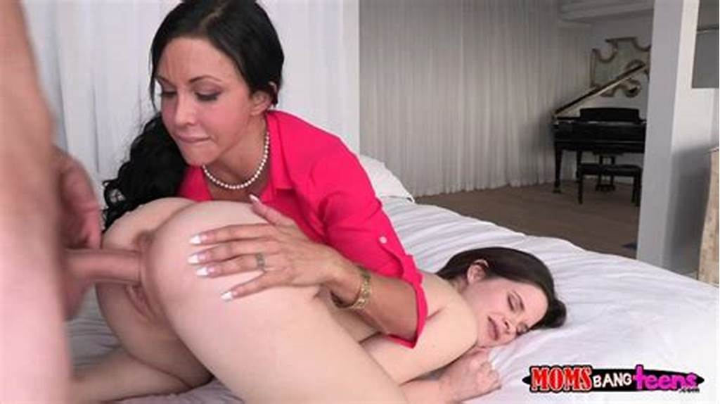 #Teen #Brunette #In #Red #Dress #Can #Be #Fucking #All #Day #Long