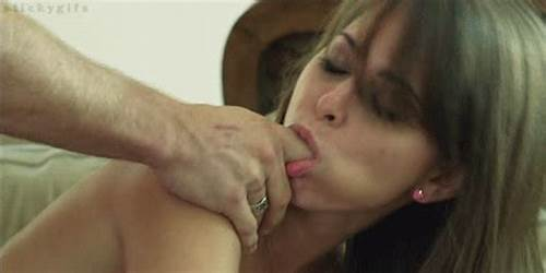 Two With Deepthroat Fingering