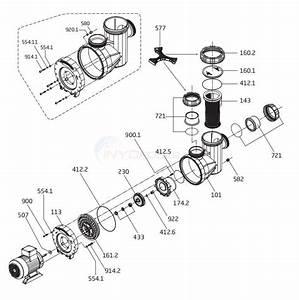 Speck Model 95-ix  U0026 95-x Parts
