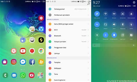 Download the best miui 12, miui 11, mtz, ios themes and dark mi themes for xiaomi devices. Tema Samsung Galaxy S10 Untuk Xiaomi Semua Miui - Androsmall