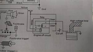 12v Accessory Alarm Wiring Help
