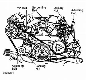 01 Dodge Neon Belt Diagram