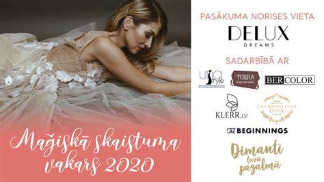 Maģiskā skaistuma vakars 2020 - Dimanti