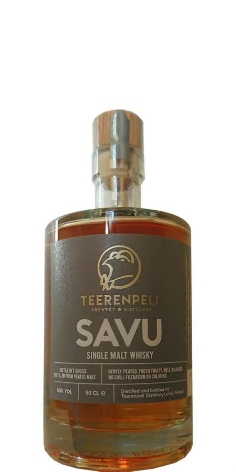 Teerenpeli Savu - Ratings and reviews - Whiskybase
