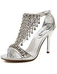 chaussure de mariage femme fr mariage argent chaussures femme chaussures chaussures et sacs