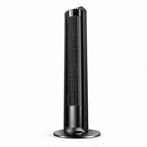 Electric Tower Fan With Remote Control  37 Inch