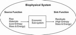 A Biophysical Economics Model Of The Economy And The