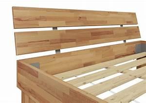 Bett 220 X 200 : bett berl nge buche natur massiv 100x220 cm mit rollrost einzelbetten wohnraum ~ Bigdaddyawards.com Haus und Dekorationen