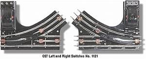 Lionel Trains 1121 O27 Gauge Switch