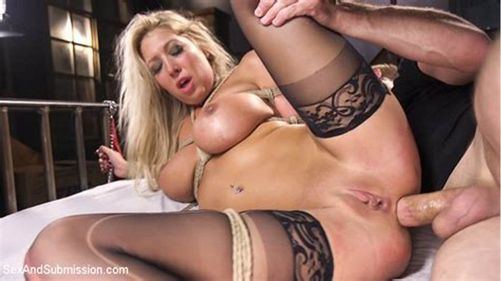 #Big #Tit #Blonde #Lexi #Lowe #Is #Bill #Bailey'S #Anal #Hostage