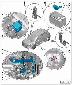 Audi Workshop Manuals  U0026gt  A1  U0026gt  Vehicle Electrics