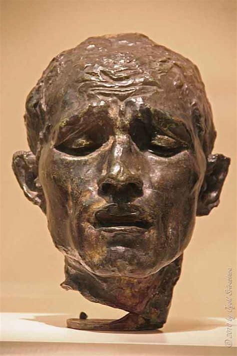 Public Art in Chicago: AIC: The Evolution of Head Sculptures