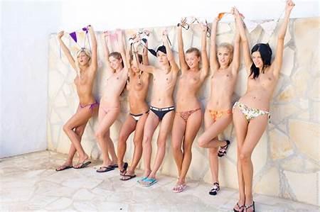 Nude Galleries Teen Group