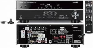 Receptor Yamaha Rx-v373 5 1-channel Av Receiver
