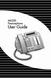 Aastra Telecom M6320 User Manual