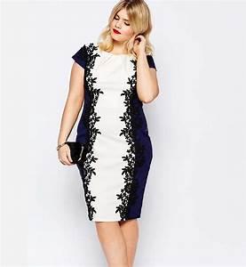 Vetement Pour Femme Ronde : robe pour les femmes rondes robe paper dolls plus robe ~ Farleysfitness.com Idées de Décoration