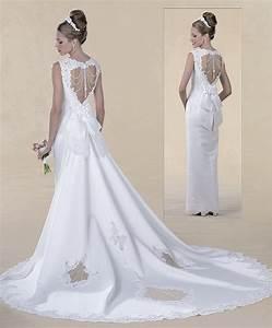 Patron couture mariage for Patron de robe de mariée