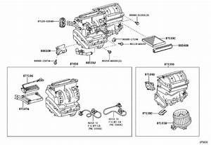 Toyota Corolla Hvac Control Module