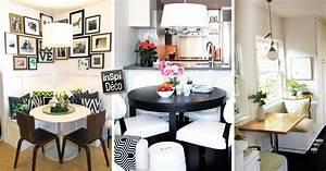 Petite Table à Manger : am nager une petite salle manger voici 43 id es ~ Preciouscoupons.com Idées de Décoration