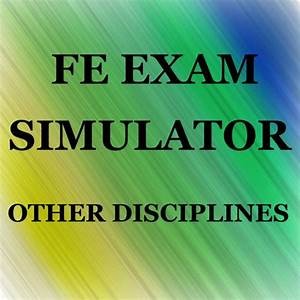 Fe Exam Other Disciplines Study Guide By Yuhsiu Lai
