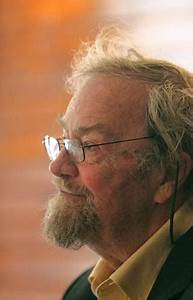 Donald Hall, a giant of American poetry, dies at 89