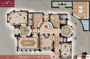 Floor Plans   Dubai Private Villa - Villa