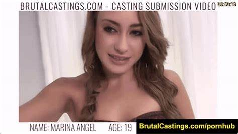 Fetishnetwork Marina Angel Panty Gag Bdsm Porn