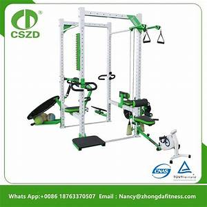 China Power Cage And Squat Rack For Sale