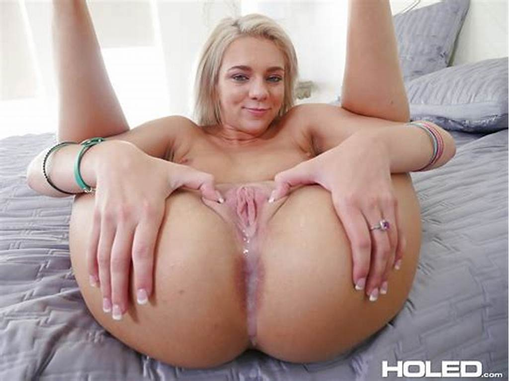 #Blonde #Girl #Tiffany #Watson #Sporting #Anal #Creampie #After