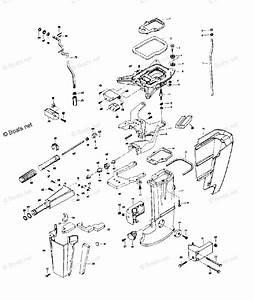 Mercury Chrysler Outboard Parts By Hp  U0026 Model 20hp Oem