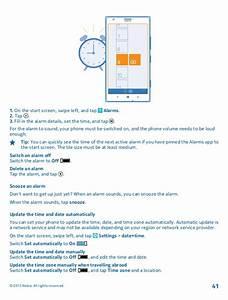 Nokia Lumia 1520 User Guide Manual