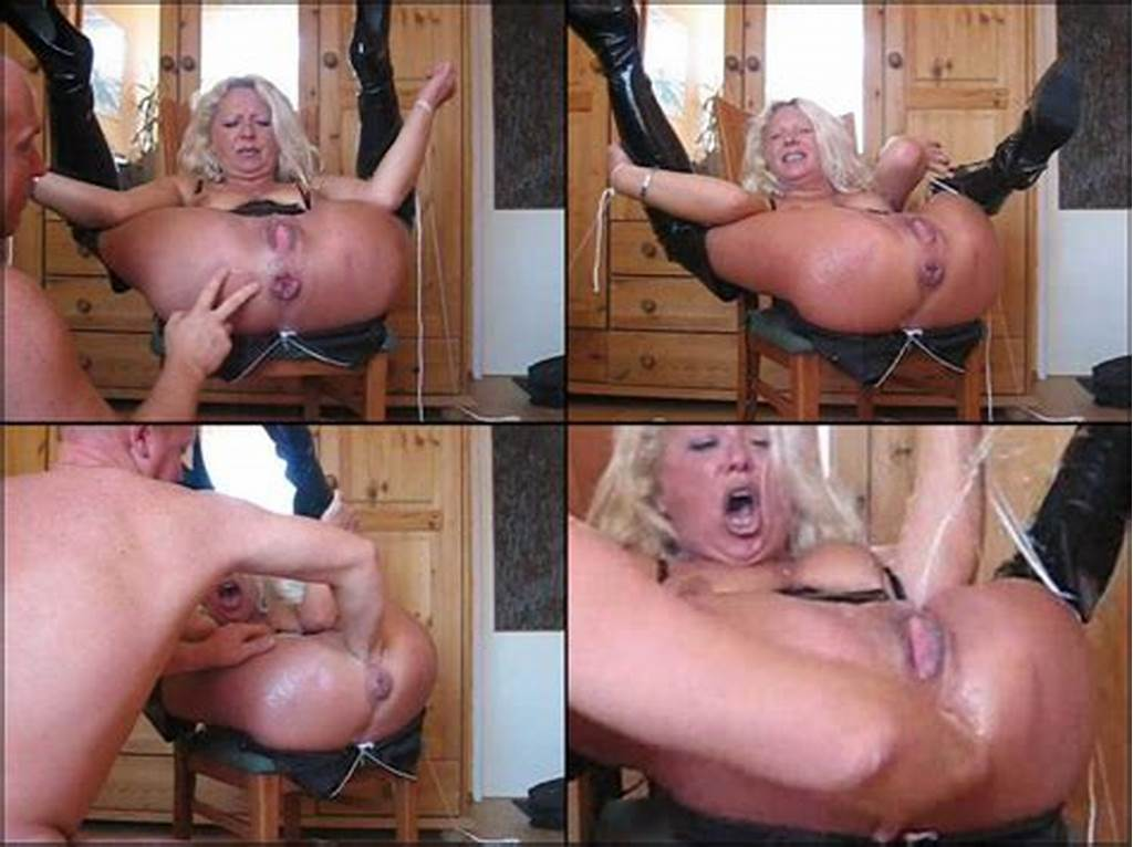 #Extreme #Granny #Amateur #Fisting #And #Rosebutt #Asshole