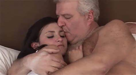 Youthful And Teenage Wild Teen Babes Seduces Grandpa Having