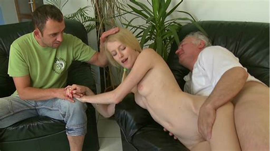 #Young #Babe #Meets #Senior #Cook