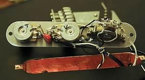 Blackbird Telecaster  Wiring