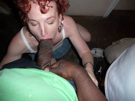 Proporn Red Hair Swinger Interracial