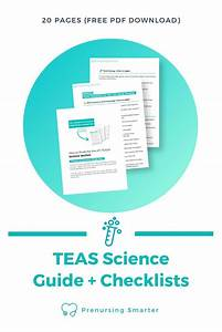 Teas Science Study Guide