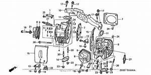 Honda Engines Gxv670 Tae2 Engine  Jpn  Vin  Gjah