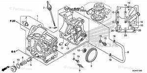 Honda Scooter 2019 Oem Parts Diagram For Crankcase