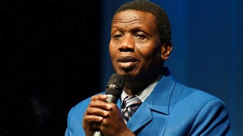 """Phd in applied mathematics.1 of newsweek's 50 most influential people in the world. Pastor E. A. Adeboye Reveals - """"Dr. Uma Ukpai Is My ..."""