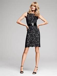 Vetement Femme Petite Taille : 1 2 3 paris collection automne hiver 2012 robe noire ~ Nature-et-papiers.com Idées de Décoration